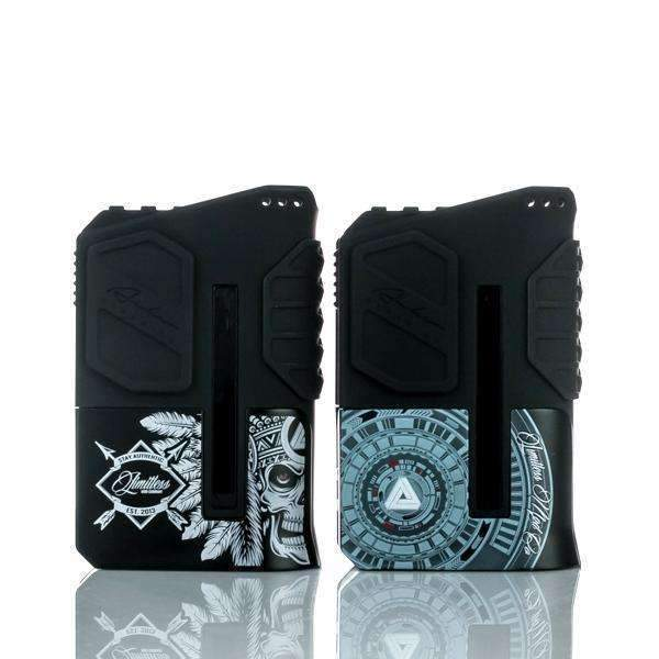 Limitless Mod Co Arms Race V2 200W TC Box Mod