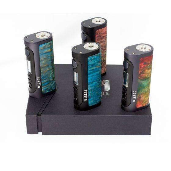 Lost Vape Mirage DNA 75C Resin Box Mod