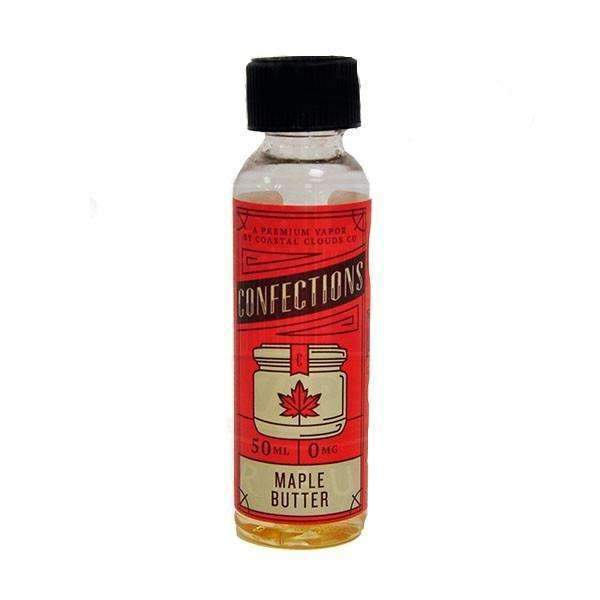Confections Maple Butter 0mg 50ml Short Fill E-Liquid