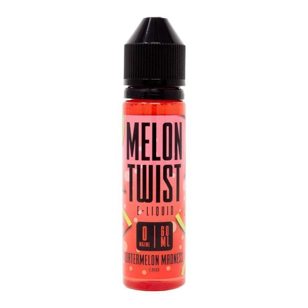 Melon Twist Watermelon Madness By Twist E-Juice 0mg Shortfill - 50ml