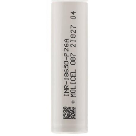 Samsung Molicell P26A 18650 Battery