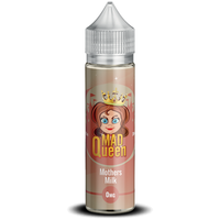 Mothers Milk E-Liquid by Mad Queen 50ml Short Fill