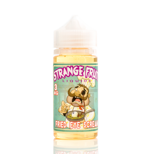 Strange Fruit Fried Eye Scream 0mg 80ml Short Fill E-Liquid