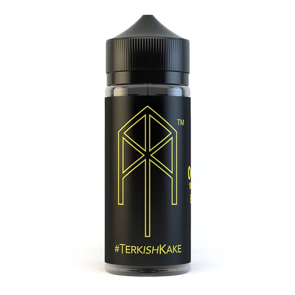 Terkish Kake E-liquid 100ml Short Fill