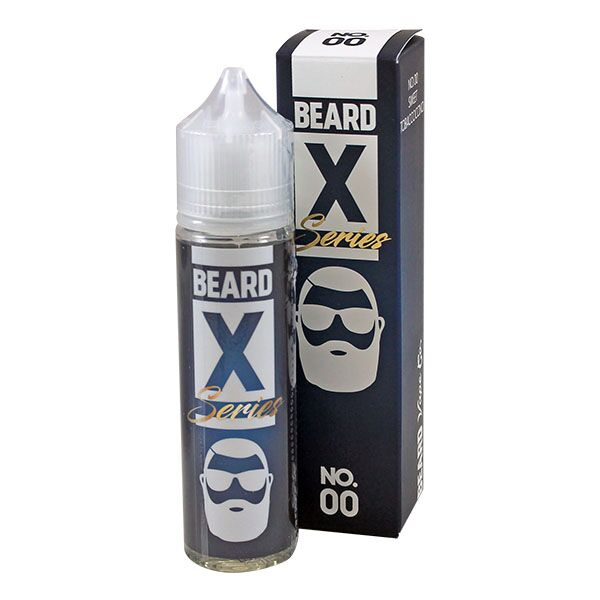 Beard X Series NO.00 Shortfill 0mg - 50ml