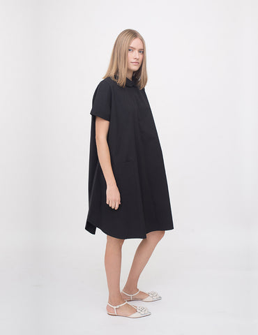 BLACK DEBO BABY DRESS - Twotone