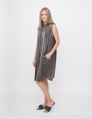 LAURA DRESS - Twotone