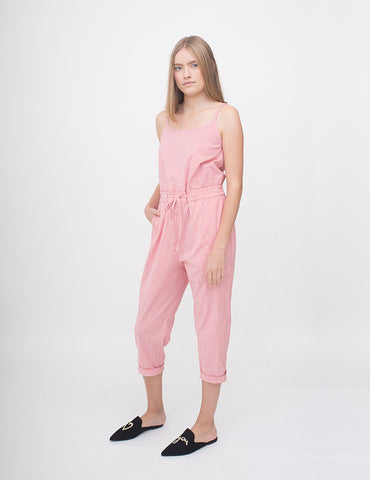 RED MONA OVERALL - Twotone