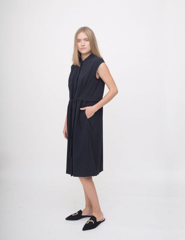 NICKO DRESS - Twotone