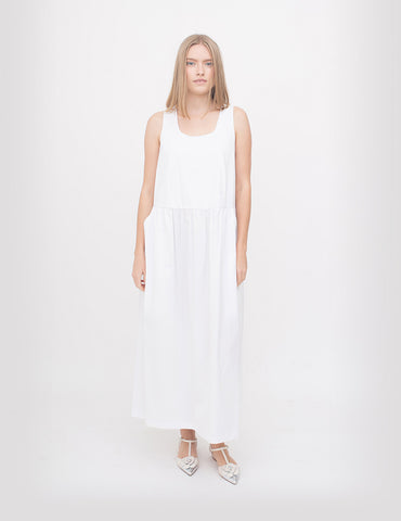 SARA DRESS WHITE