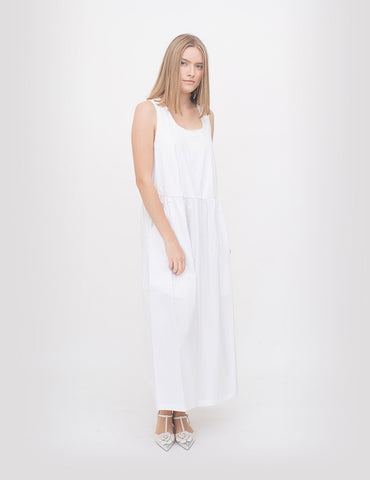 SARA DRESS WHITE - Twotone