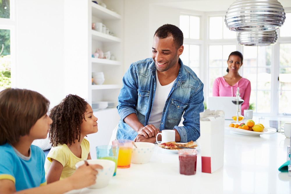 5 Things Families With Children Should  Do to Get Out of the House on Time!