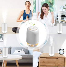 Portable Electric Wireless Humidifier