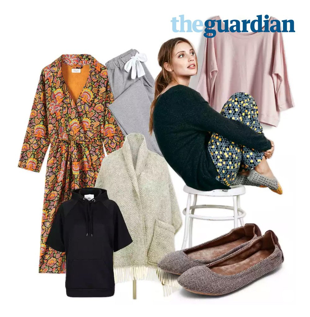 Alice Fisher at The Guardian