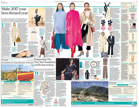 Blue Marmalade in The Daily Telegraph