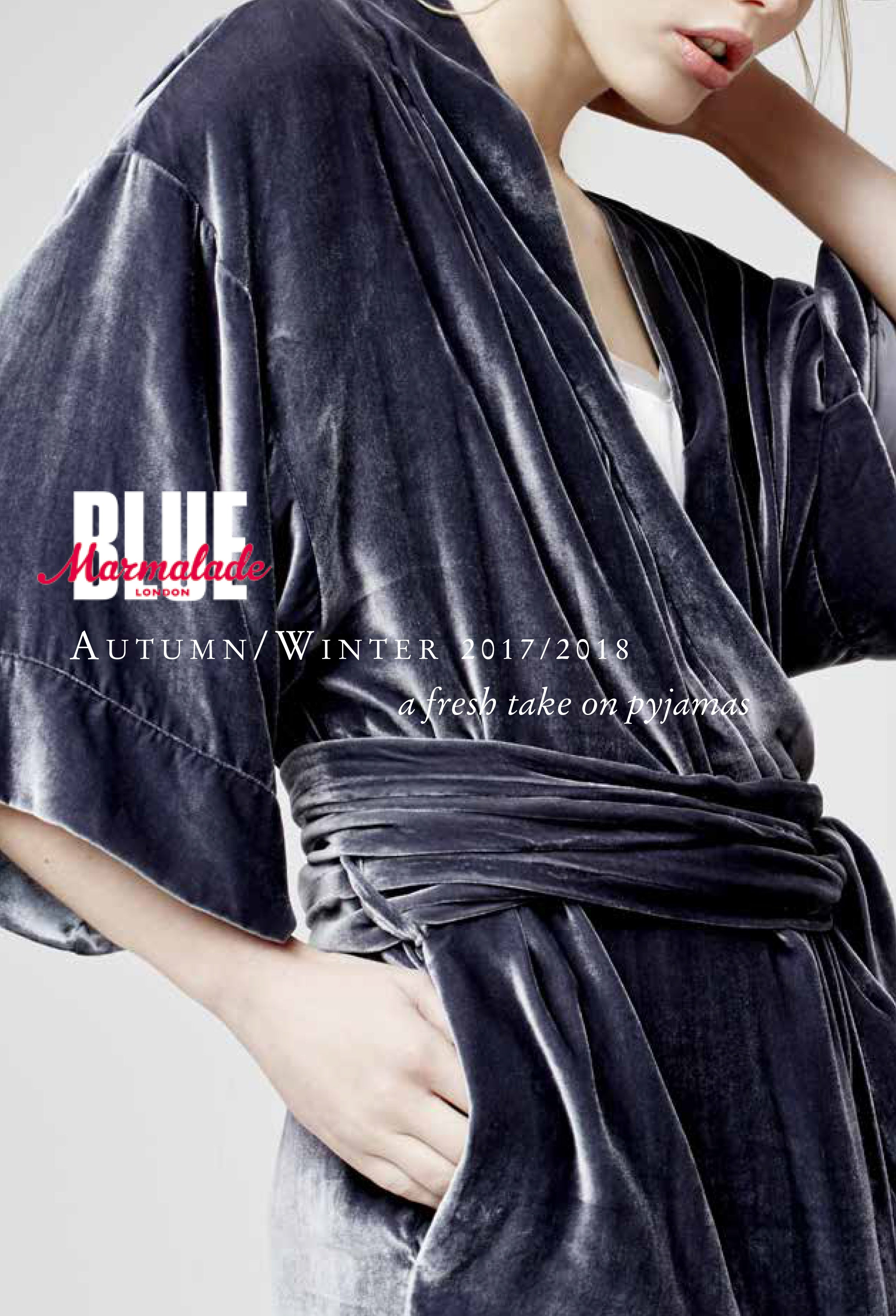 Blue Marmalade Autumn / Winter Collection Coming Soon