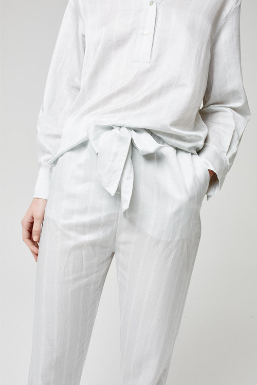 cotton silk pyjama set