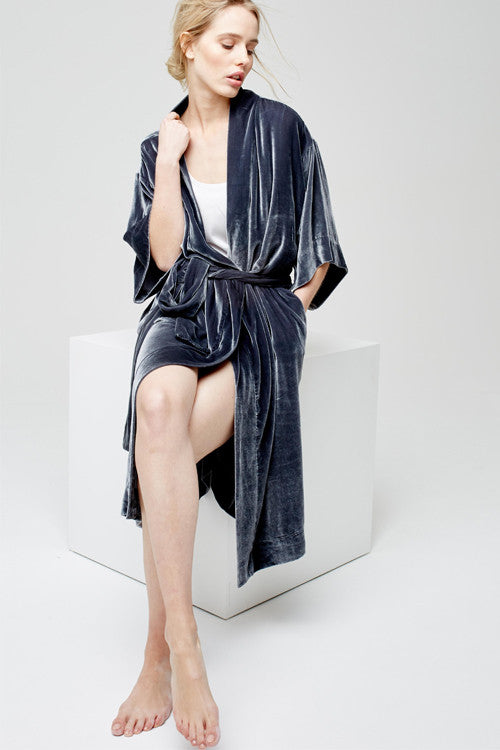 Luxury Dressing Gown. Soffiab Luxury Robe With Luxury Dressing Gown ...