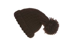 Chunky Knitted Bobble Hat