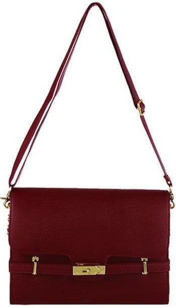 Red Small Handbag
