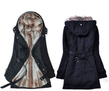 3 in 1 Parka With Faux Fur Lining
