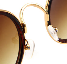 Statement Round Shape Sunglasses