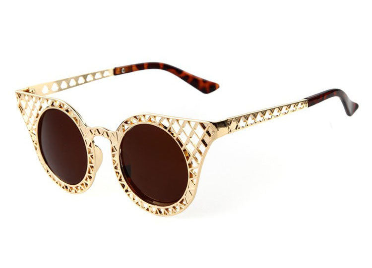 Kitty Gold Shades