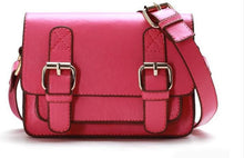 Briefcase Mini Shoulder Bag Pink