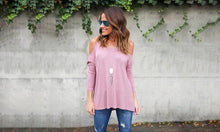 Women's Georgina Cold-Shoulder Blouse
