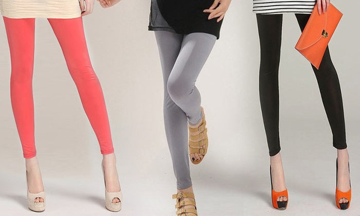 Basic Jersey Leggings