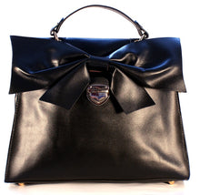 Bowknot Black Bag
