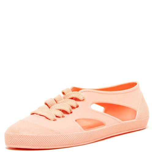 Jelly Trainers Coral