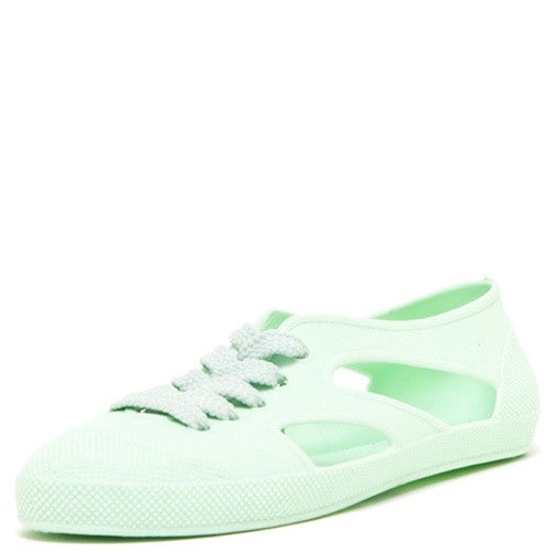 Jelly Trainers Mint