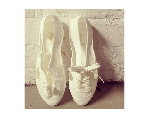 Jelly Trainers White