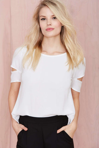 Drama Queen White Top