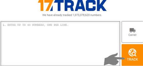 17Track-e-commerce-carriers-order-tracking