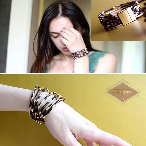 Boho-chic-leopard-bracelet-collage