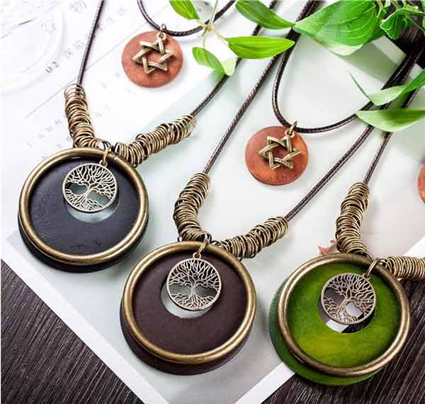 SABO-Tree-of Life-Pendant-three-colors-green-black-brown-Mayfairtrends