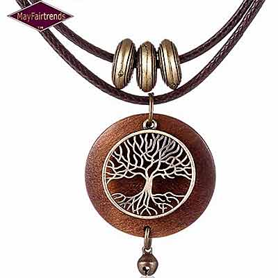 Tree-of-Life-Necklace-boho-Choker-Mayfairtrends
