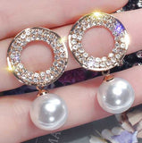 held-finger-tips-Audama-Deco-Pearl-Crystal-Earrings-color-crystal-gold