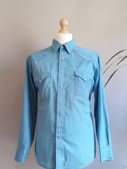Vintage Western Style Shirt