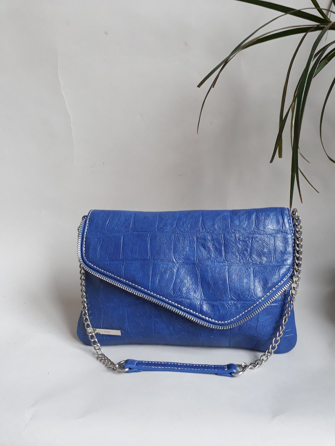 Clutch With Shoulder Strap