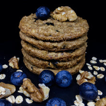 Oat, Walnut & Blueberry Cookies