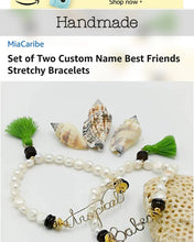 Best friends bracelets set