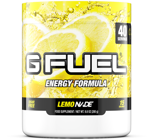 G FUEL - LemoNade
