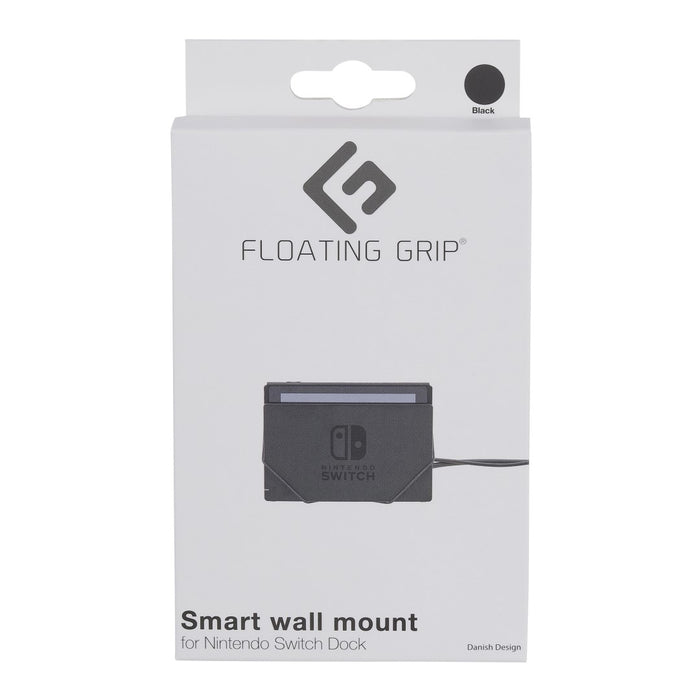Floating Grip Wandhalterung für Nintendo Switch Dock