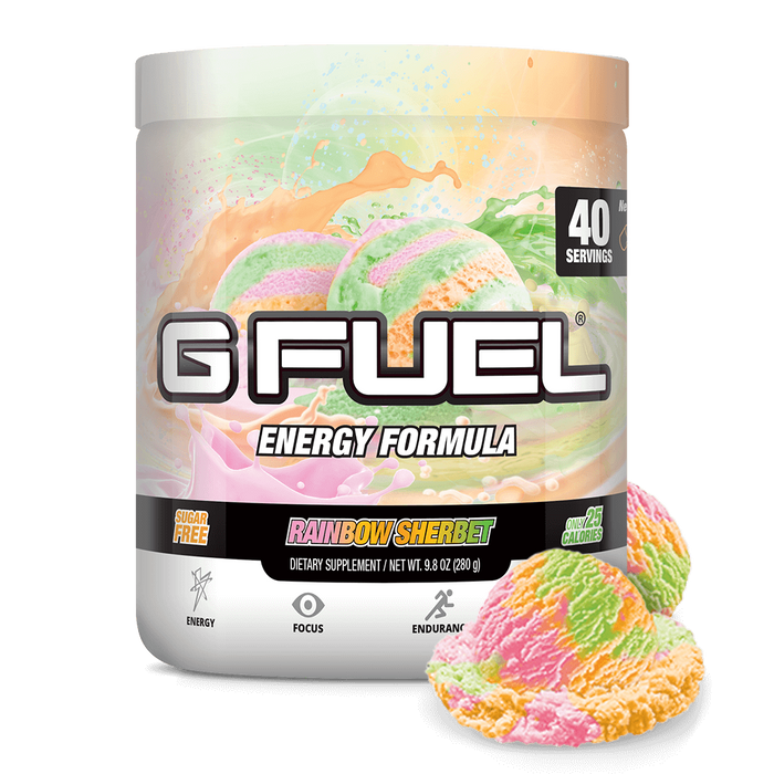 G FUEL - Rainbow Sherbet