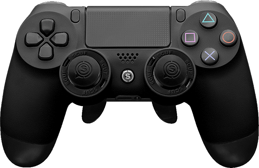 SCUF Infinity 4PS Pro - Soft Touch Black (2)