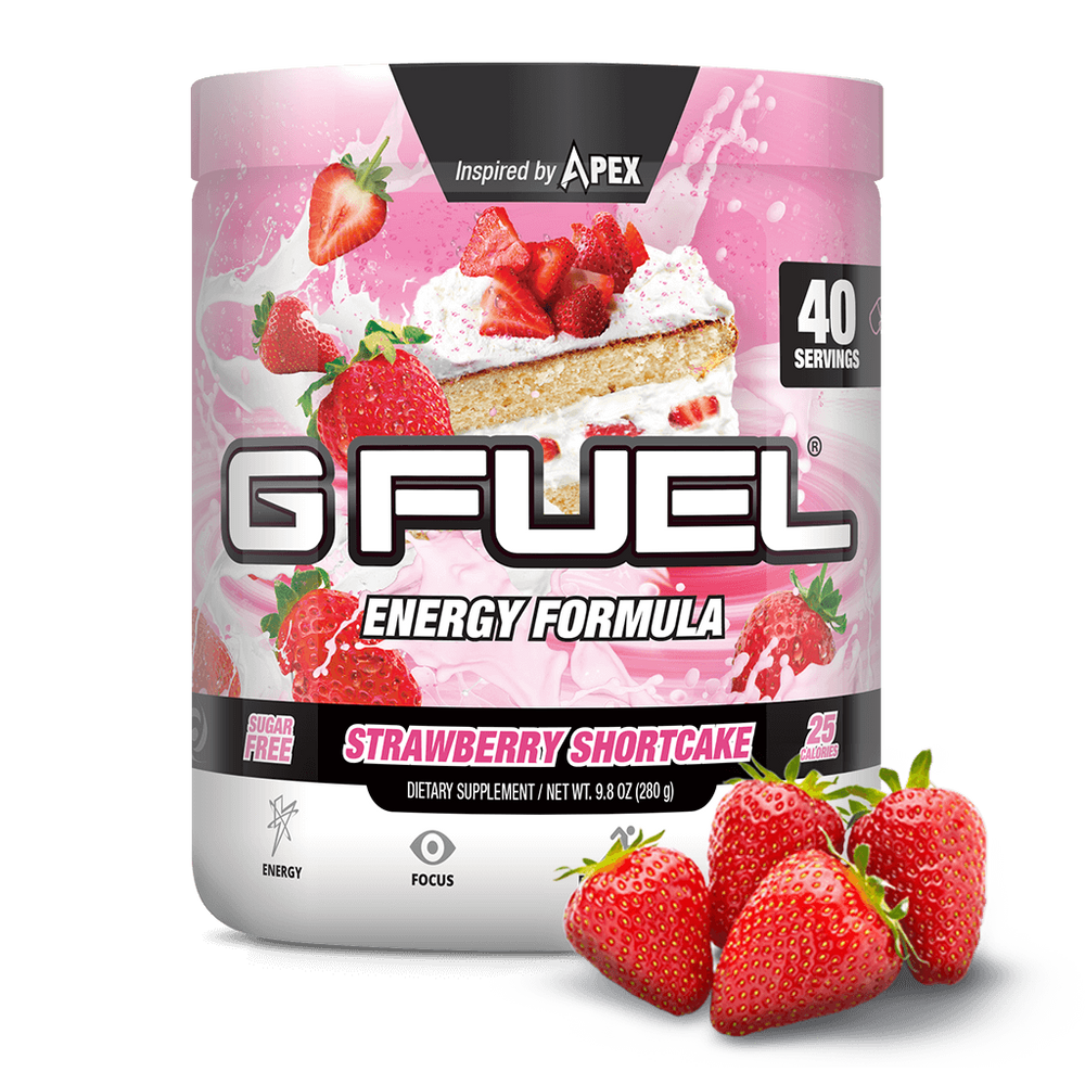 G FUEL - Strawberry Shortcake