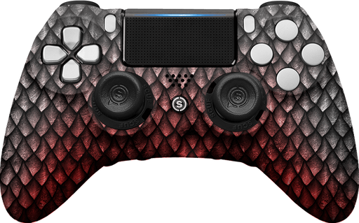 SCUF Impact - Red Dragon